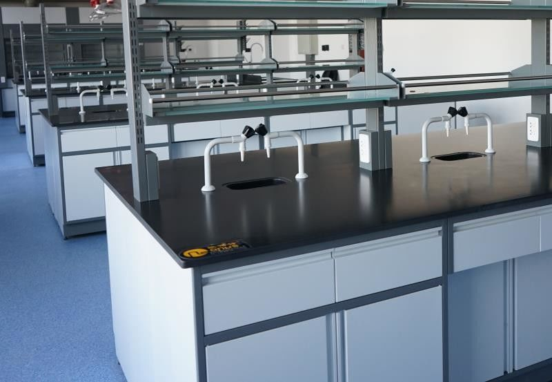 University Laboratory Furniture Epoxy Resin Drop In Sinks/ Easy Install